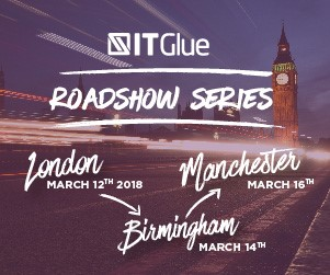 IT Glue roadshow