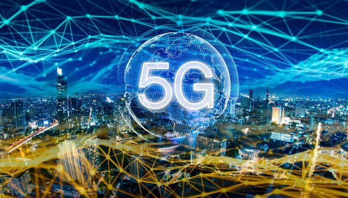 5G services revenues grow over 250% this year