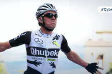 Resello and Acronis have partnered with Team Qhubeka ASSOS.