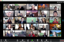 Podia signs workspace services deal with Zoom